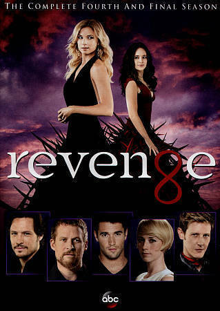 Revenge: The Complete Fourth and Final Season (DVD, 2015, 5-Disc Set)