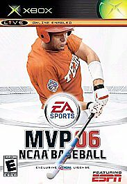 MVP 06: NCAA Baseball - Xbox, Good Xbox, Xbox Video Games