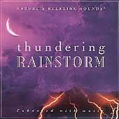Thundering Rainstorm: Nature's Relaxing Sounds