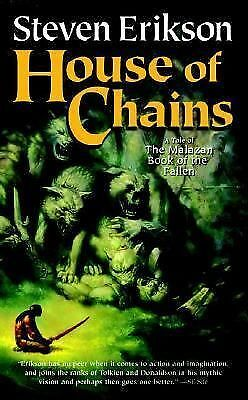 House of Chains The Malazan Book of the Fallen, Book 4)