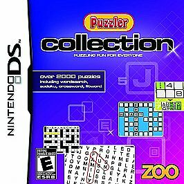 Puzzler Collection, Good Nintendo DS, Nintendo DS Video Games