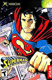 Superman The Man of Steel, Good Xbox, Xbox Video Games