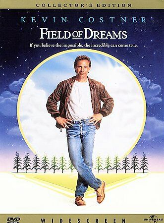 Field of Dreams (Widescreen Collector's Edition), Good DVD, Gaby Hoffman, Dwier