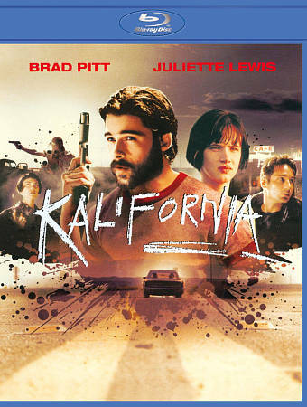 Kalifornia [Blu-ray], Good DVD, ,