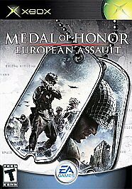 Medal of Honor European Assault - Xbox, Good Xbox, Xbox Video Games