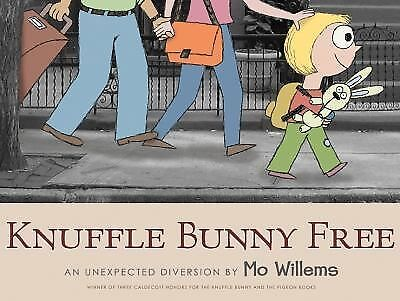 Knuffle Bunny Free: An Unexpected Diversion Knuffle Bunny Series)