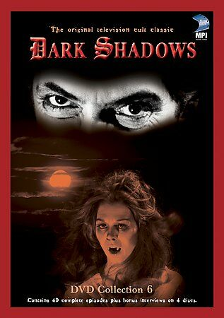 Dark Shadows - Collection 6 (DVD, 2003, 4-Disc Set)