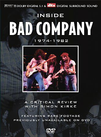 Inside Bad Company 1974-1982