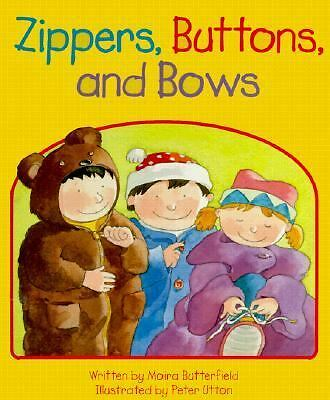Zippers, Buttons, and Bows
