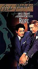 Rope [VHS]