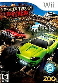Monster Truck Mayhem - Nintendo Wii