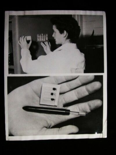 ATOMIC POWER RADIATION INDICATOR  PHOTO 1950 #6481
