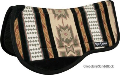 Reinsman Contour Trail Saddle Pad Tacky Too - 5 Colors Available NEW