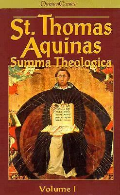 St. Thomas Aquinas Summa Theologica (5 volume set) by Thomas Aquinas