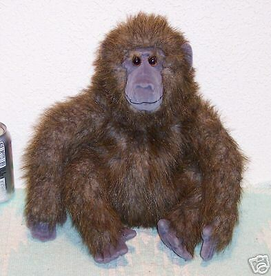 Retired DAKIN HUGGABLES Plush Stuffed BELLA Ape