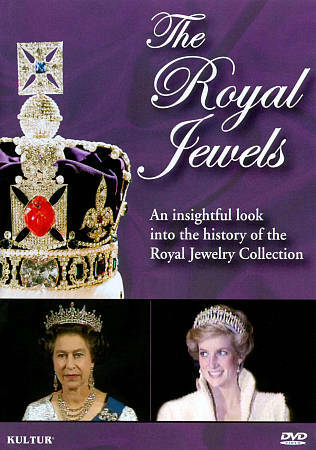 The Royal Jewels, New DVD, Queen Mary, Victoria