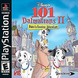 101 Dalmatians II: Patch's London Adventure, Good PlayStation, Playstation Video