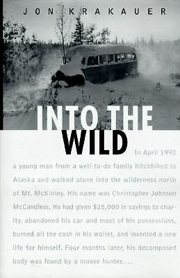 Into the Wild, Jon Krakauer, Good Book