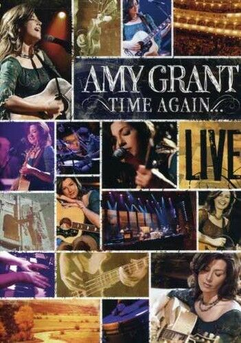 Time Again...Amy Grant Live, New DVD, Amy Grant,