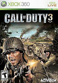 Call of Duty 3, Good Xbox 360 Video Games