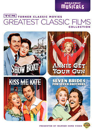 TCM Greatest Classic Films Collection: Broadway Musicals (Show Boat / Annie Get