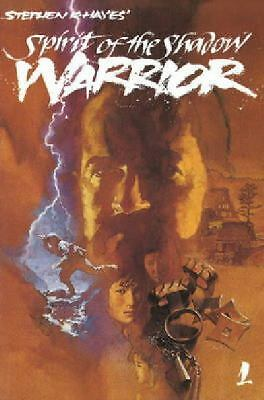 Spirit of the Shadow Warrior 1 by Stephen K. Hayes (1980, Paperback)