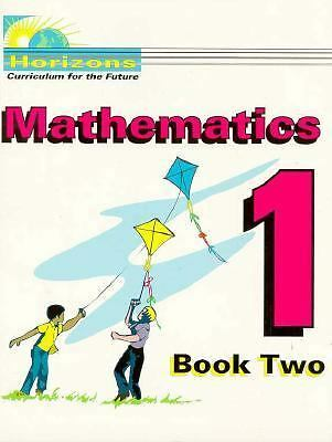 Horizons Mathematics 1: Book Two (Lifepac), Cummins, Sareta A., Good Book