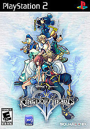 Kingdom Hearts II - PlayStation 2