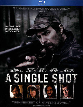 A Single Shot (Blu-ray Disc, 2014)
