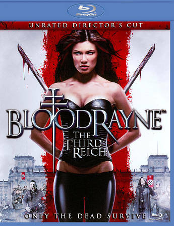 BloodRayne: The Third Reich (Unrated Director's Cut) [Blu-ray] by Natassia Malt