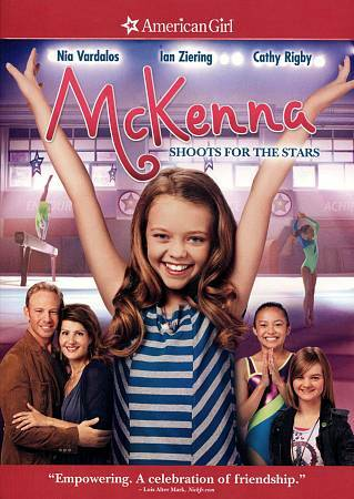 An American Girl: McKenna Shoots for the Stars by Jade Pettyjohn, Kerris Dorsey