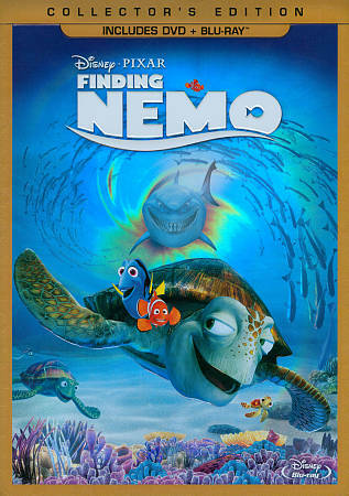 Finding Nemo (Three-Disc Collector's Edition: Blu-ray/DVD in DVD Packaging), Goo