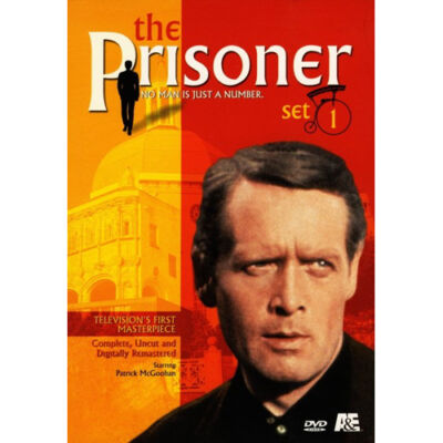 The Prisoner - Set 1: Arrival/ Free For All/ Dance of the Dead, Good DVD, Fenell