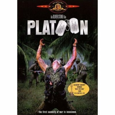 Platoon, New DVD, Charlie Sheen, Tom Berenger, Willem Dafoe, Keith David, Forest