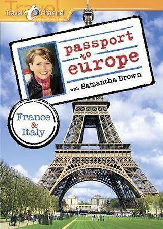 Passport to Europe - France & Italy, Good DVD, ,