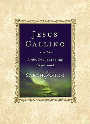 Jesus Calling: A 365 Day Journaling Devotional, Sarah Young, Good Book