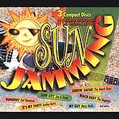 Sun Jammin, Various Artists, Good Box set