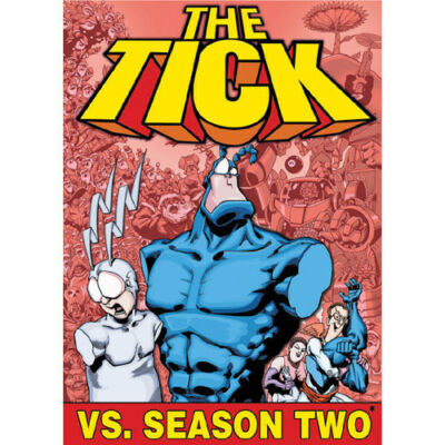 The Tick Vs. Season 2 by Kay Lenz, Gail Matthius