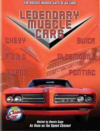 Legendary Muscle Cars by