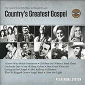 Country's Greatest Gospel: Platinum Edition, Various Artists, New