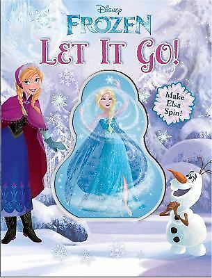 Disney Frozen Let It Go by Disney Frozen