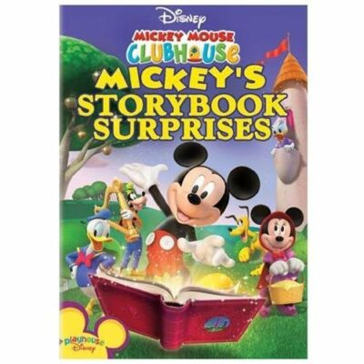 Mickey Mouse Clubhouse: Mickey's Storybook Surprises by Mickey Mouse Clubhouse
