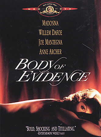 Body of Evidence by Madonna, Michael Forest, Joe Mantegna, Charles Hallahan, Ma