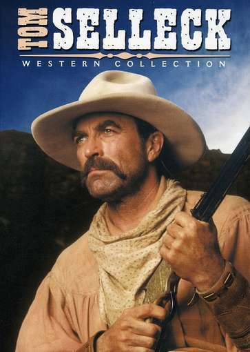 Tom Selleck Western Collection, Good DVD, Rex Linn, Patrick Kilpatrick, Ken Pogu