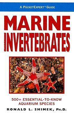 A PocketExpert Guide to Marine Invertebrates: 500+ Essential-to-Know Aquarium S