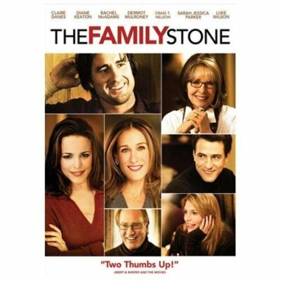 The Family Stone (Full Screen Edition), Good DVD, Claire Danes, Diane Keaton, Ra