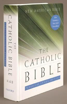 The Catholic Bible, Personal Study Edition: New American Bible, , Good Book