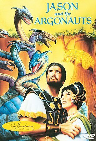 Jason and the Argonauts by Todd Armstrong, Nancy Kovack, Gary Raymond, Laurence