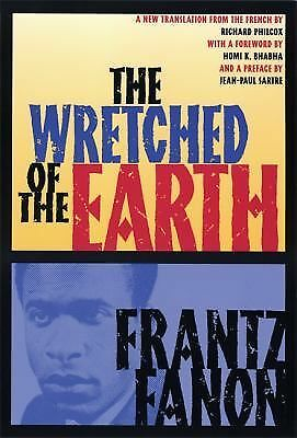 The Wretched of the Earth, Frantz Fanon, Good Book