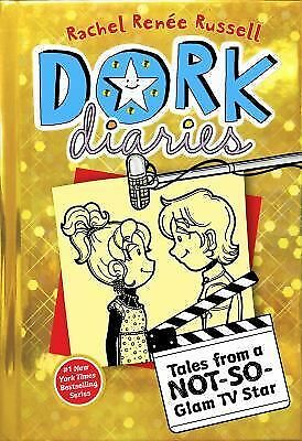 Dork Diaries 7: Tales from a Not-So-Glam TV Star by Russell, Rachel Renée